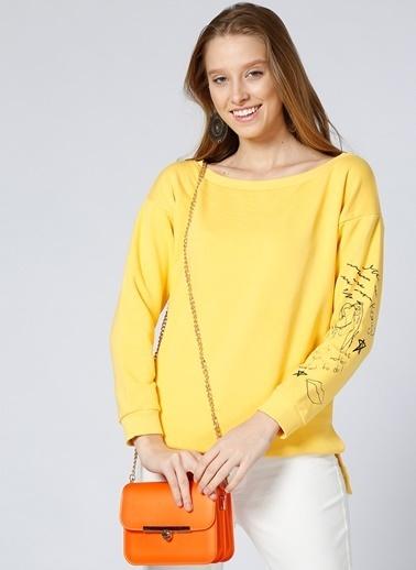 Black Pepper Sweatshirt Sarı